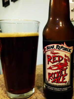 Bear Republic - Red Rocket Ale