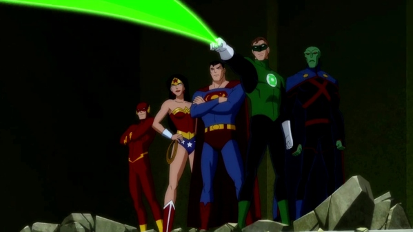 Justice League Doom 2012
