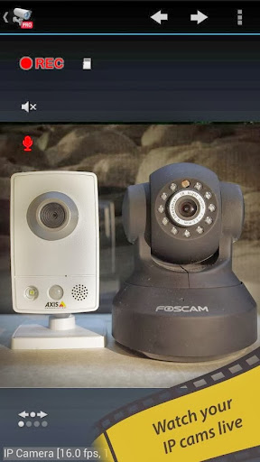 tinyCam Monitor PRO for IP cam v5.4