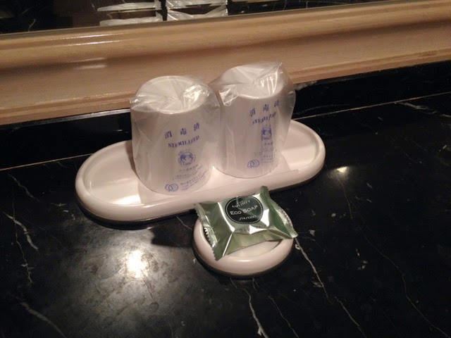 コップ・石鹸
