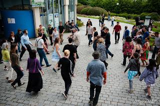 Folk en Seine Parc de Belleville