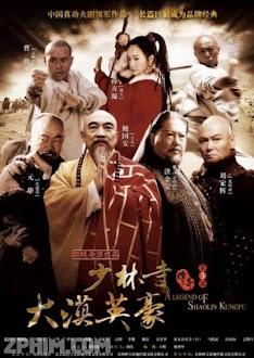 Thiếu Lâm Tự Truyền Kỳ - A Legend of Shaolin Temple (2007) Poster