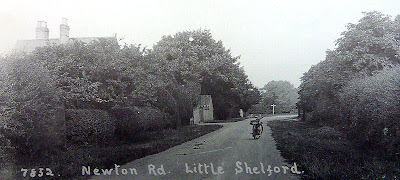 Newton Road, Little Shelford
