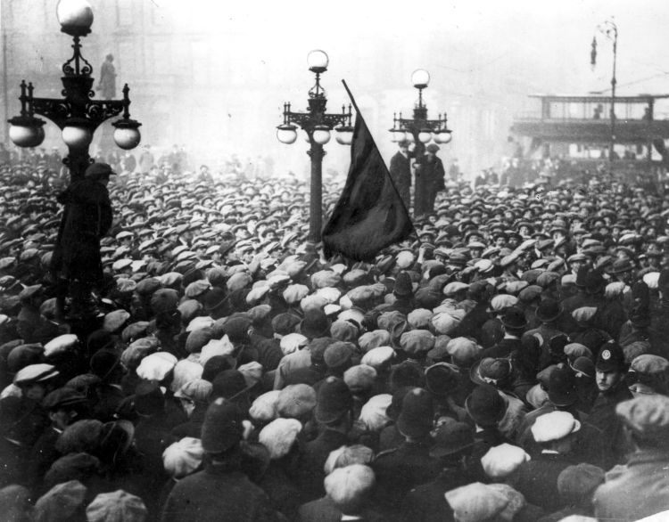 red clydeside Information and images on the key political figures and events of the red clydeside movement.