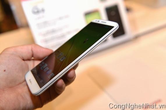 điện thoại nhật L01F - LG Optimus G2 L-01F