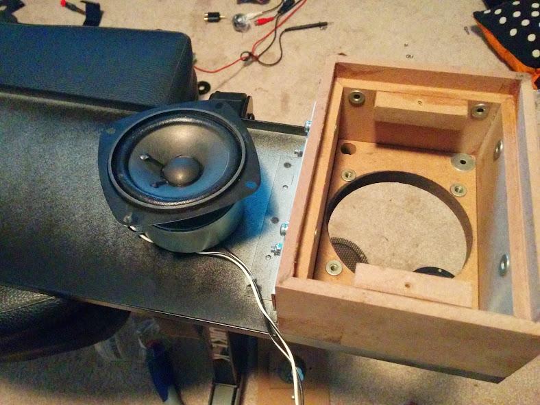 Upgrading Speakers On Arcade Machine   Audiokarma Home Audio ...