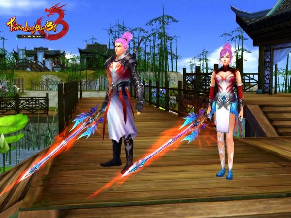 Chiêm ngưỡng thần binh của Thần Binh Hải Vực 6