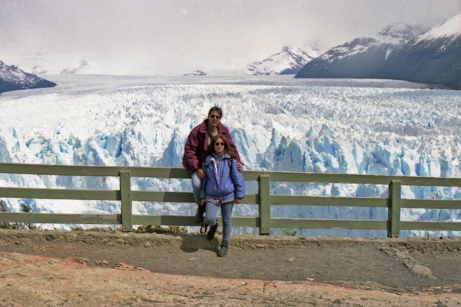 Parque Nacional los Glaciares, Argentina, otra de las maravillas naturales del mundo