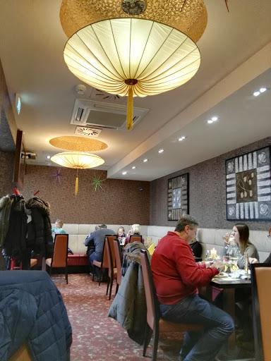 Krone Wok & Grill Restaurant, Bahnstraße 29, 2230 Gänserndorf, Österreich, Sushi Restaurant, state Niederösterreich