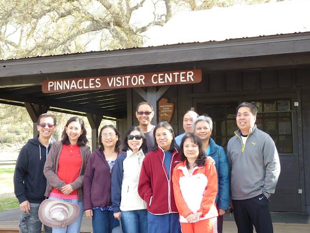 Hiking Pinnacles Natl Park II