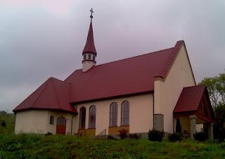 Kościół parafialny pw. św. Kingi w Wojnarowej