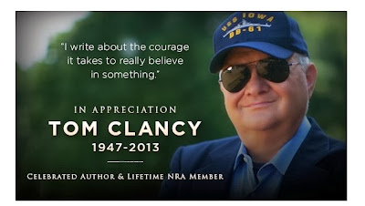 Tom Clancy (1947-2013)