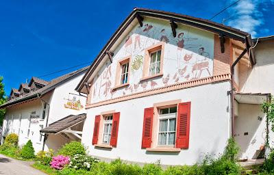 Das Max-Max-Böhlen-Museum in Egerten