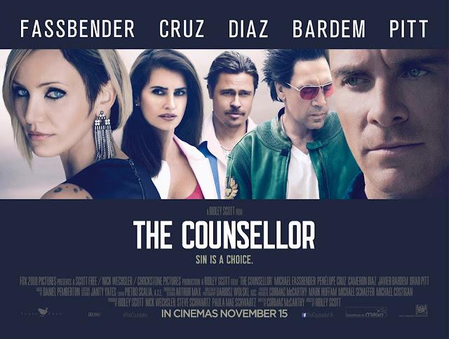 Ο Συνήγορος The Counselor Wallpaper