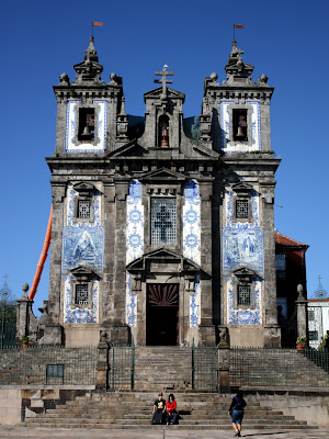 Church in Porto Portugal