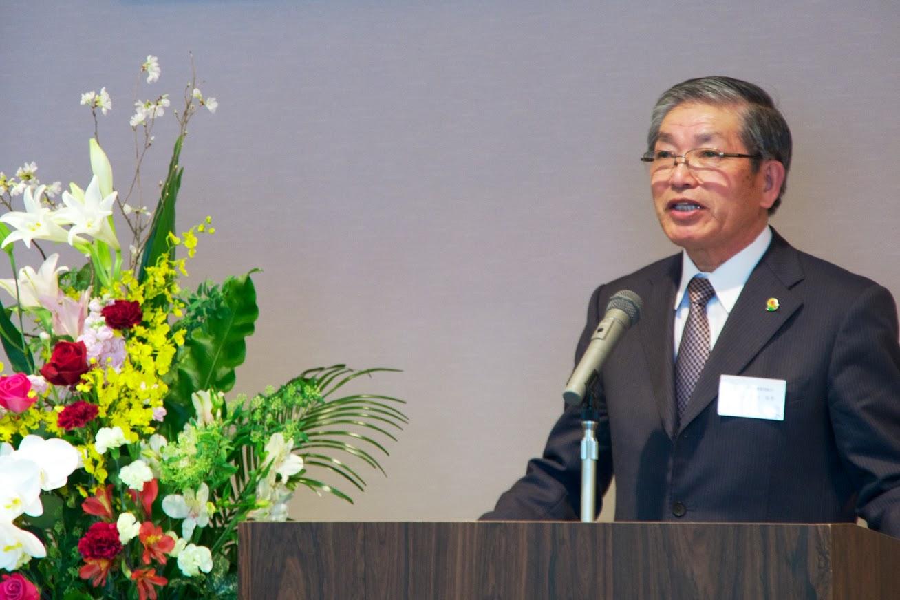 高田幸男 理事長
