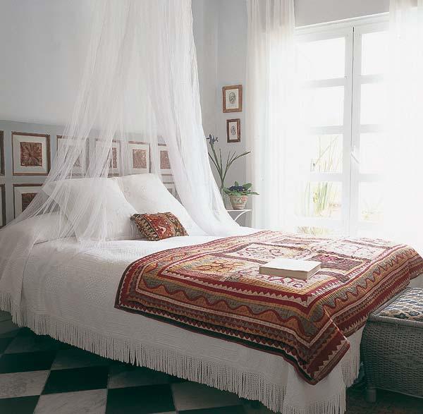 Dormitorio camas con dosel elegant house design - Camas con dosel ...