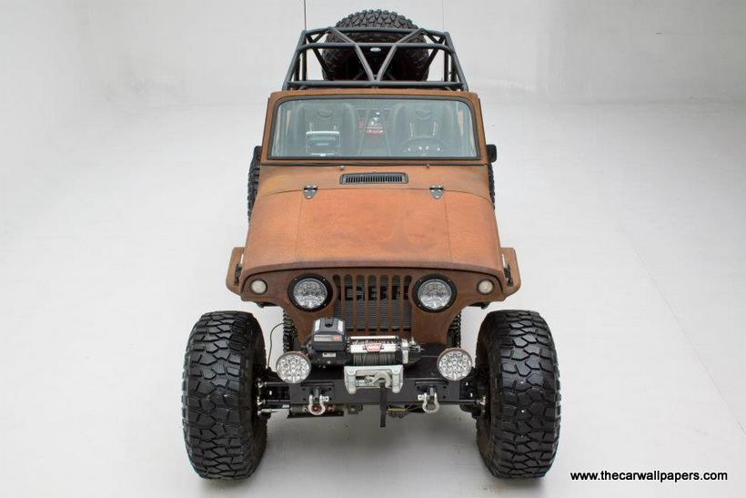Rusted Terra Crawler by RCH Designs