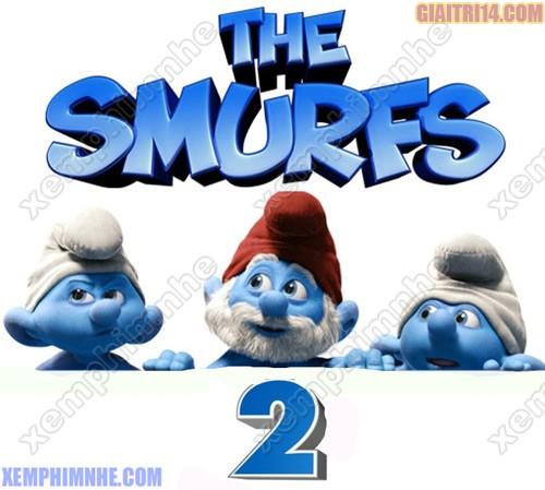 Xì Trum 2 - The Smurfs 2