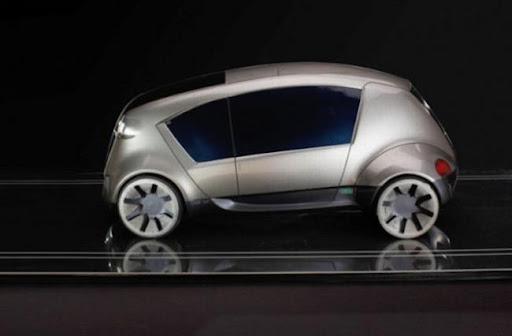 Volkswagen Eléctrico Theta
