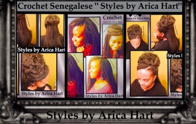 Crochet sengalese braid hair styles | protective hair styles, updo,  black hair styles