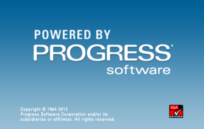 Progress splash image