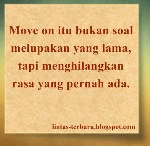 Gambar Kata Move On