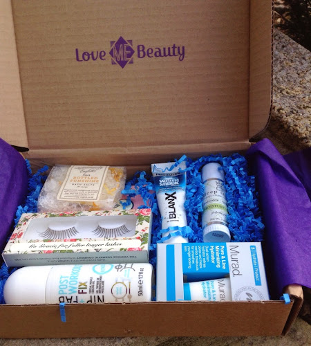 Love Me Beauty Box March 2014