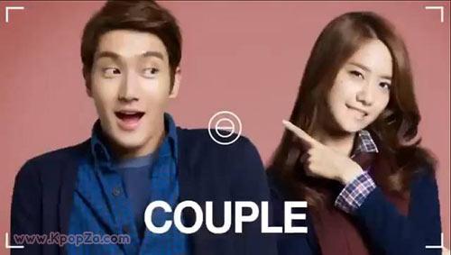 'Couple Check' ผลงานโฆษณาร่วม SNSD และ Super Junior