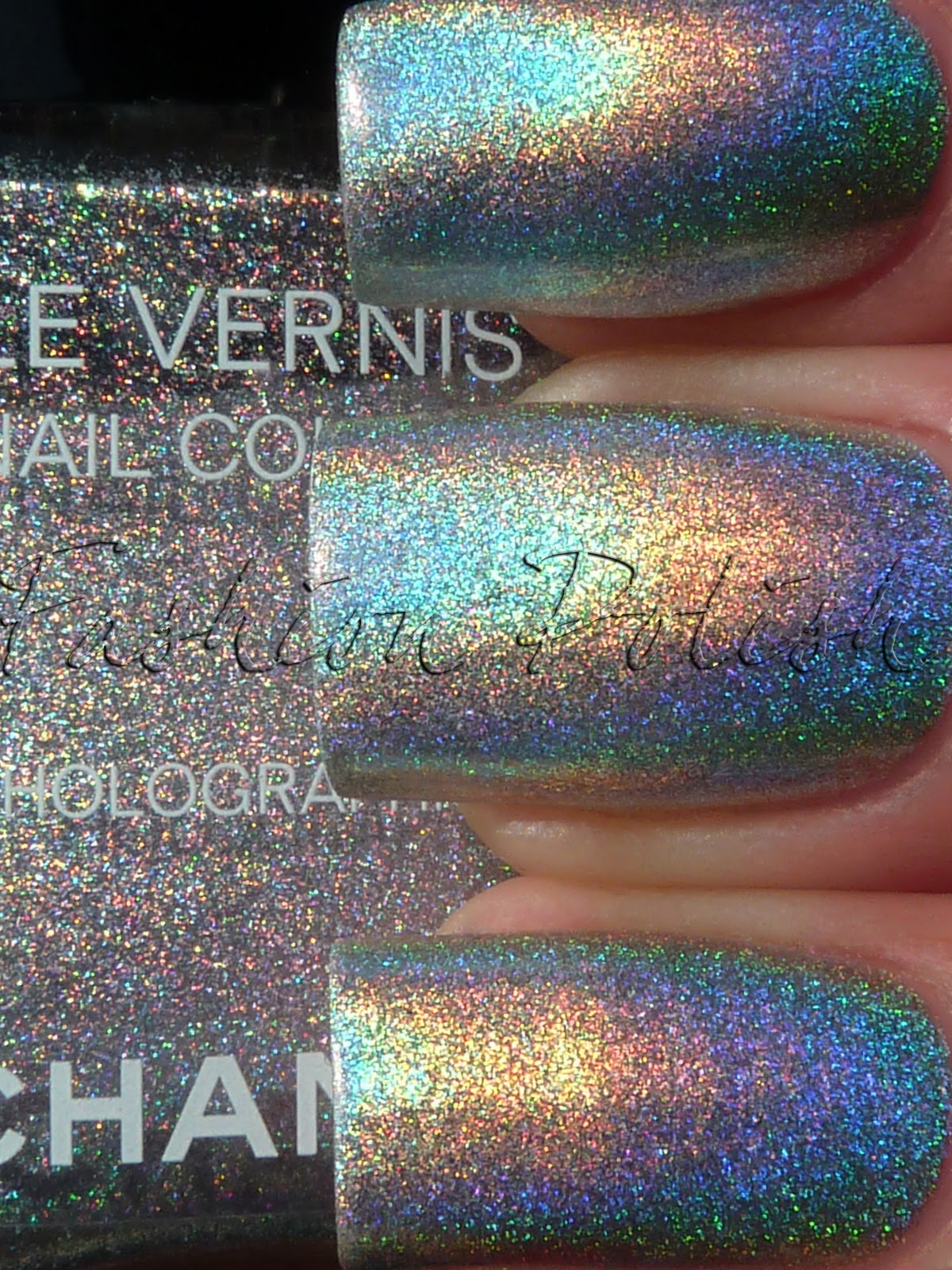 Fashion Polish: A long time lemming : Chanel Holographic
