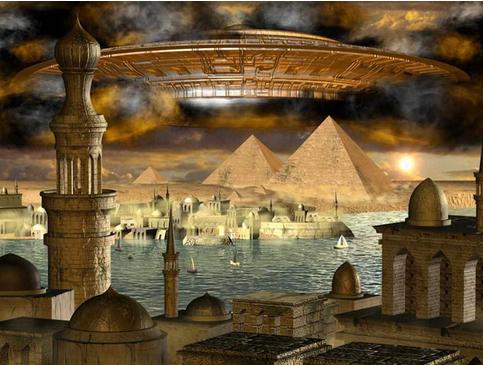 Парадоксы древних знаний ...