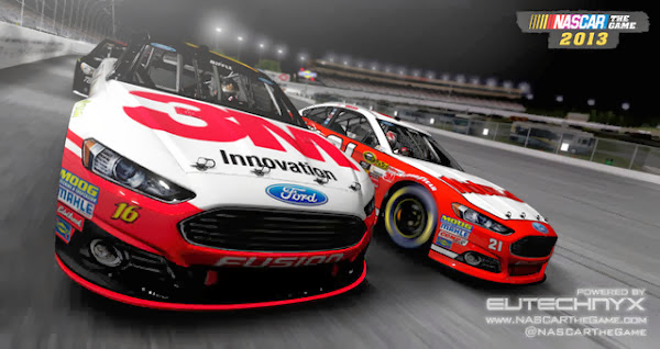 Screen Shot Of NASCAR The Game (2013) Full PC Game Free Download at Alldownloads4u.Com