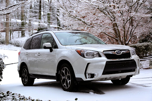 Subaru-Forester-XT-best-suv-for-snow
