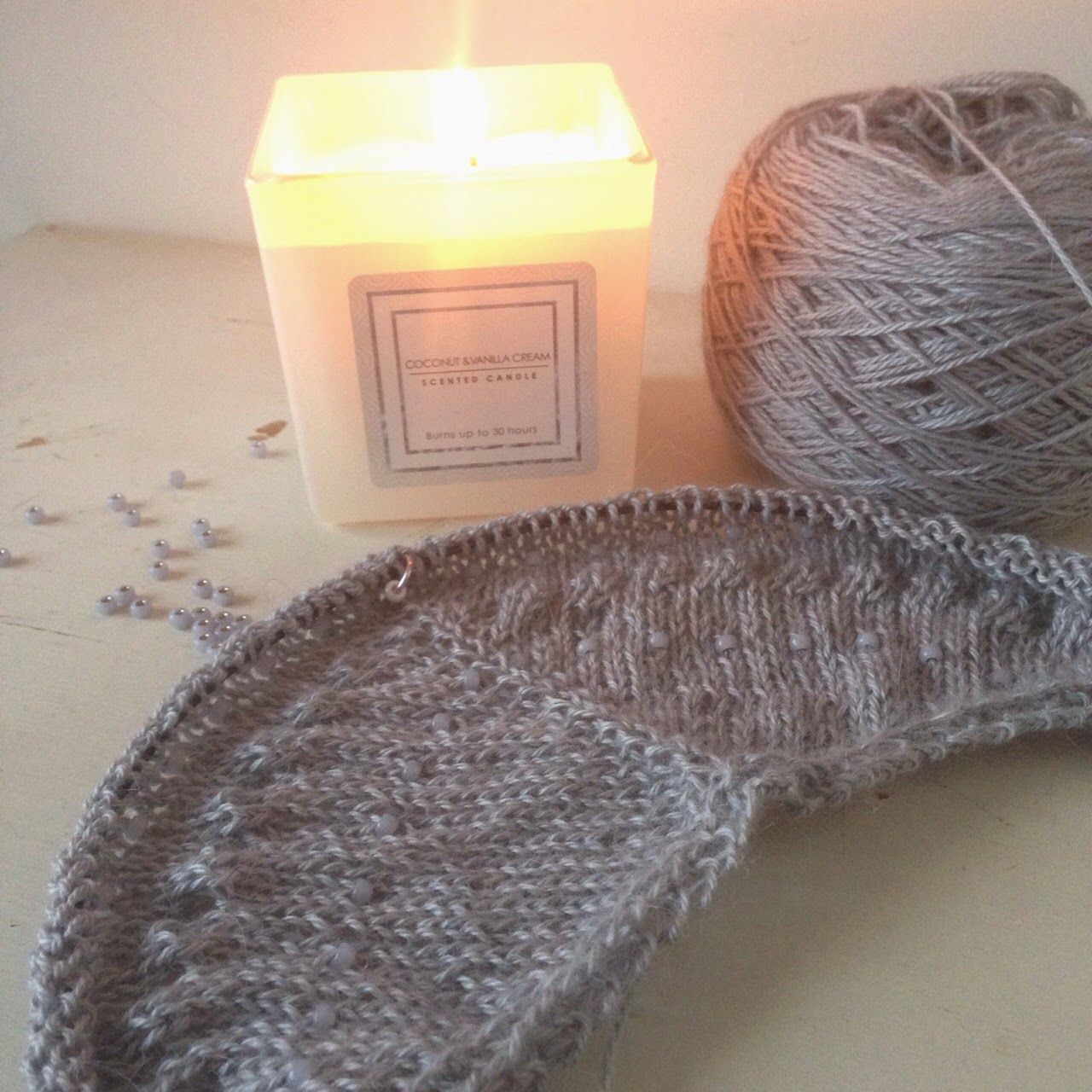 A World of Imagination: Christmas Knitting......and a Knitvent 2014 ...