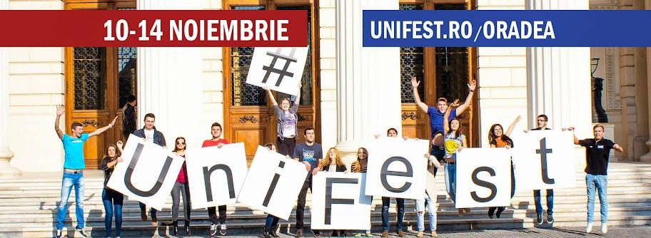 Program UNIFEST 2014  #1