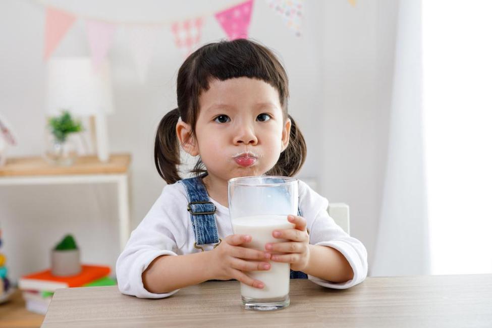 beta-glukan mendukung kesehatan pencernaan anak