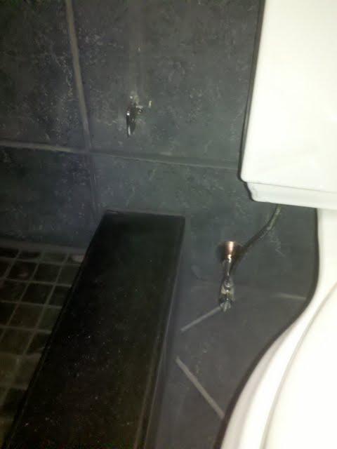 Leaking Shower Repair In Boston Boston Tile And Marble - Shower leaking through floor