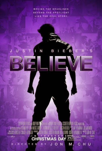 Poster Of English Movie Justin Bieber's Believe (2013) Free Download Full New Hollywood Movie Watch Online At alldownloads4u.com