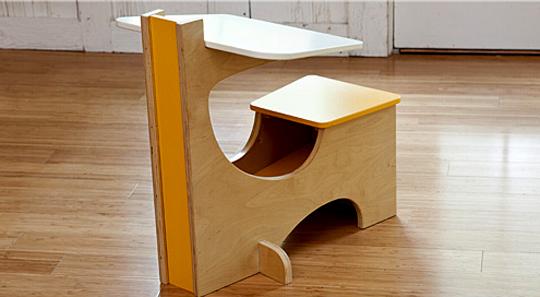 child desk plans