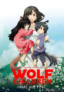 Đứa Con Sói: Ame Và Yuki - Wolf Children: Ame And Yuki poster