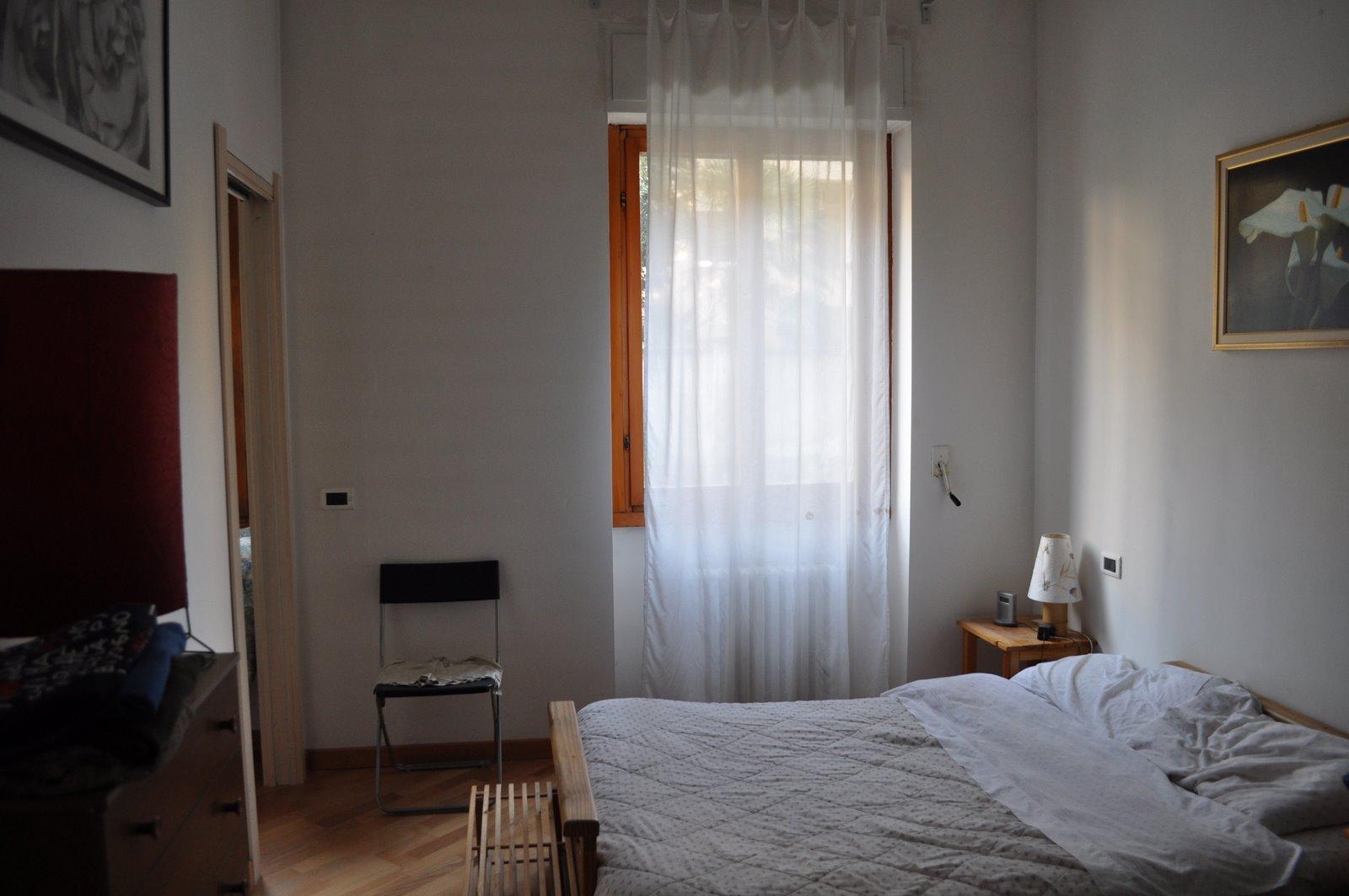 La camera da letto appartamento in vendita 88mq via gamboloita milano zona lodi corvetto - Camera da letto milano ...