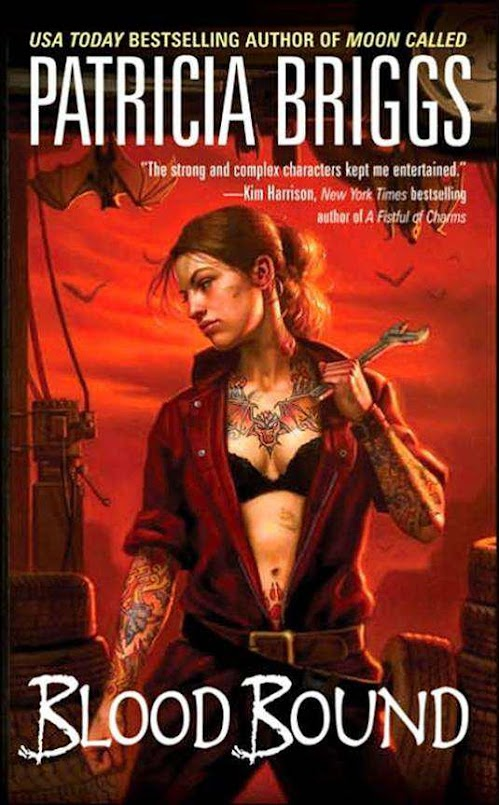 Book Review: Blood Bound (Mercedes Thompson, Book 2), By Patricia Briggs