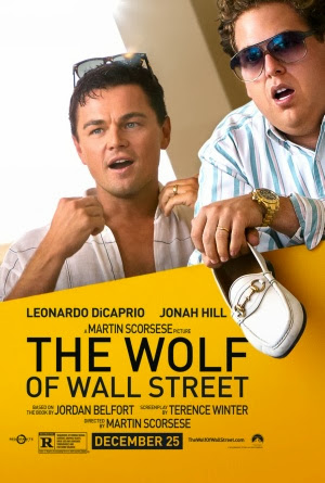 Filme Poster O Lobo de Wall Street DVDSCR XviD Dual Audio & RMVB Dublado