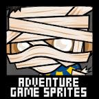 Adventure Character Sprites