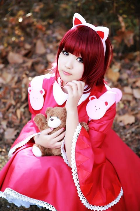 Cosplay Annie cực dễ thương của Bella - Ảnh 2
