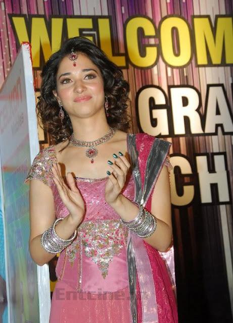 TAMANNA BHATIA HOT SEXY PICS PHOTOS CELKON 3G MOBILE LAUNCH