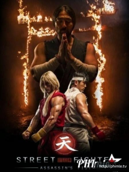 Phim Võ sĩ đường phố: Nắm đấm của sát thủ - Street Fighter: Assassin's Fist - VietSub