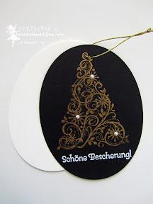 stampin up, christmas tag, snow swirled, wunderbare weihnachtsgrüße