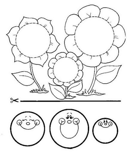 Actividades de figuras geometrica - Imagui