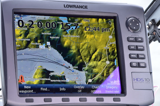 lowrance elite 5 dsi manual